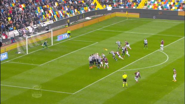 Serie A Round 25 : Udinese 0-1 Bologna