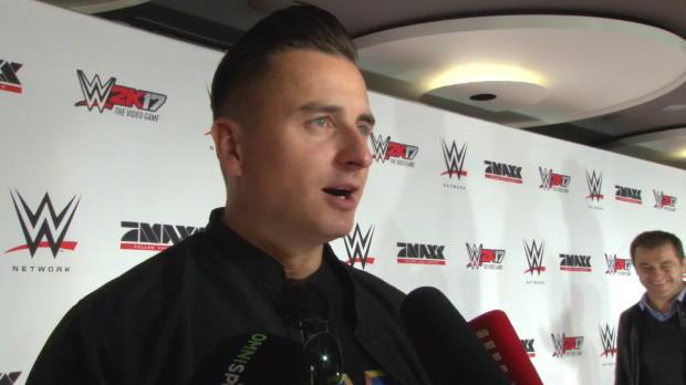 """WWE: Wiese? Gabalier: """"Viele Knödel gegessen"""""""