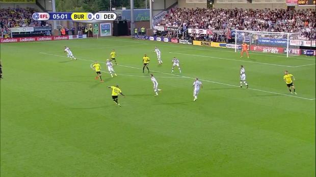 Burton Albion - Derby County