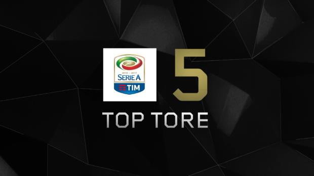 Top 5: Dybalas Traumfreistoß zum sechsten Titel