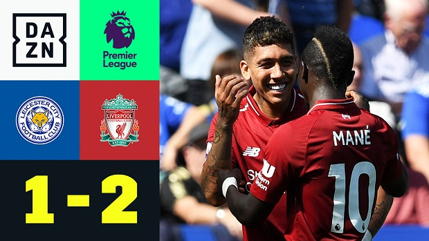 Premier League: Leicester - Liverpool | DAZN Highlights