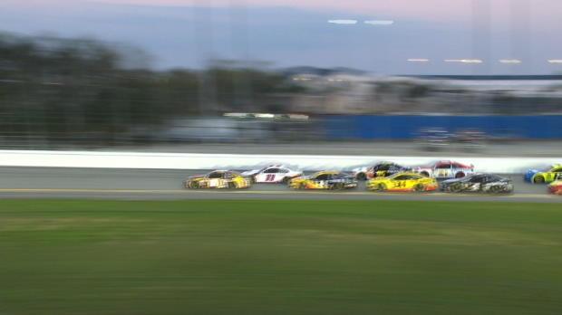 NASCAR: Monster-Crash beim Daytona 500