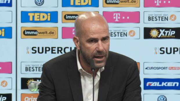 Bosz über Final-Niederlage und Video-Assistent