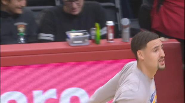 GAME RECAP: Warriors 115, Clippers 98