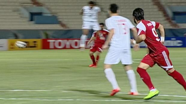 AFC Cup: 40-Meter-Hammer zu hart für Keeper