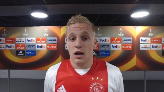 "Ajax-Youngster: Huntelaar ""angesehen bei Fans"""