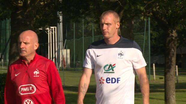 Jérémy Mathieu a été convoqué par Didier Deschamps en Equipe de France à l'occasion des matchs amicaux contre l'Espagne et la Serbie. Le défenseur barcelonais espère profiter de son statut pour gagner sa place au sein des Bleus.