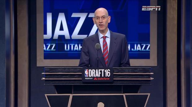 Utah Jazz Select Taurean Prince With 12th Pick of 2016 NBA Draft