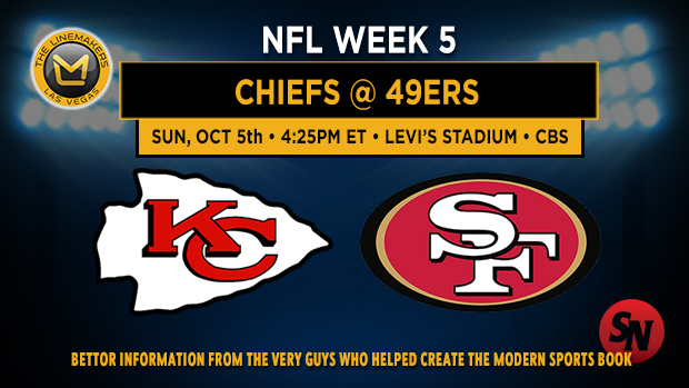 Kansas City Chiefs @ San Francisco 49ers
