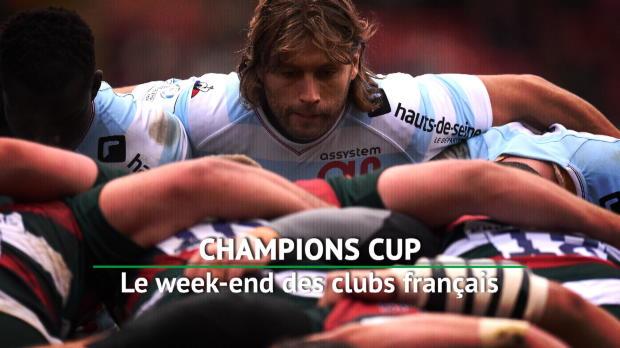 Top 14 - 4e j. : Retour sur le week:end des clubs français