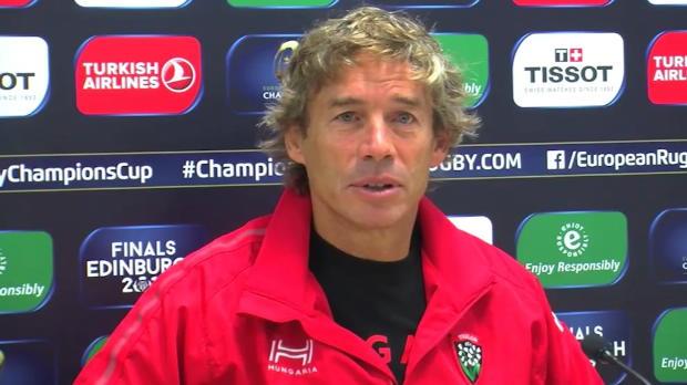 Champions Cup - Dominguez - 'Un match au couteau'