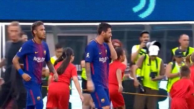كرة قدم: كأس الأبطال الدوليّة: يوفنتوس 1-2 برشلونة