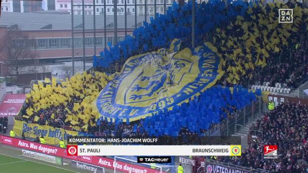 FC St. Pauli - Eintracht Braunschweig