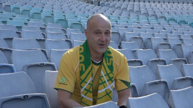'Time to get behind the Socceroos'