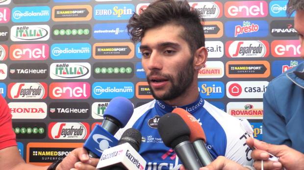"""Giro de Italia - Gaviria: """"Me preparé para conseguir victorias"""""""