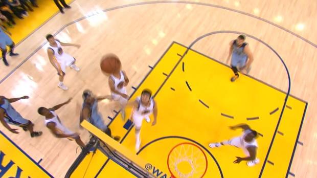 Plays-offs - Memphis casse l'ambiance � Golden State