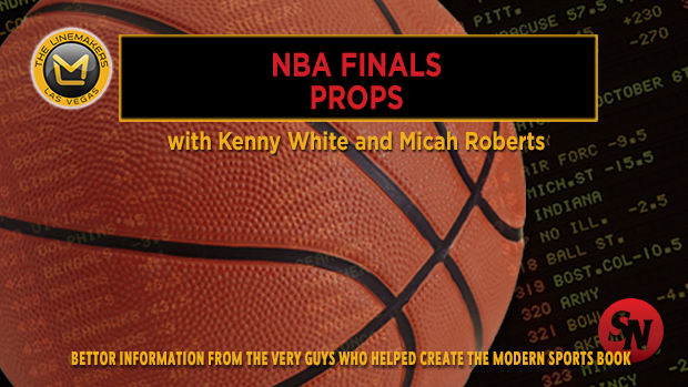NBA Finals: Game 1 Props