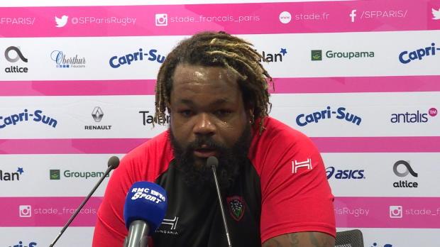 Top 14 - 5e j. : Bastareaud : 'Un vrai gros match de rugby'