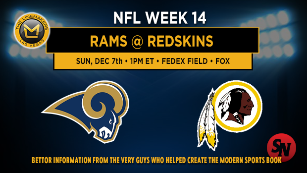 St. Louis Rams @ Washington Redskins
