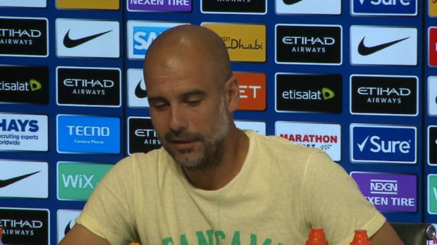 Guardiola: Arsenal mit Emery Titelkandidat