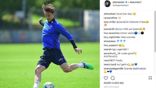 BILD hat's ausgerechnet - So hoch ist die Chance auf eine HSV-Rettung |Bundesliga-News