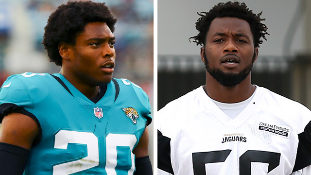 NFL Network Insider Ian Rapoport: Jacksonville Jaguars cornerback Jalen Ramsey's guarantees will not be voided due to suspension