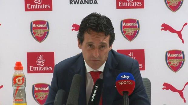 Emery: Arsenal noch hinter Europas Spitze