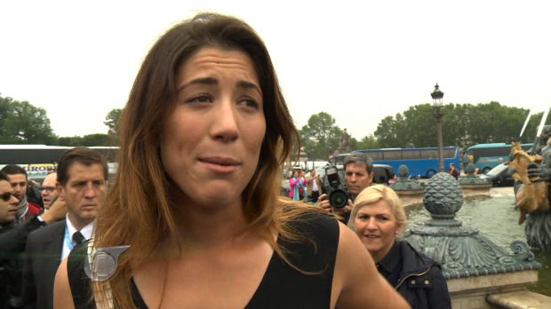"French Open: Muguruza: ""Habe gut gespielt"""