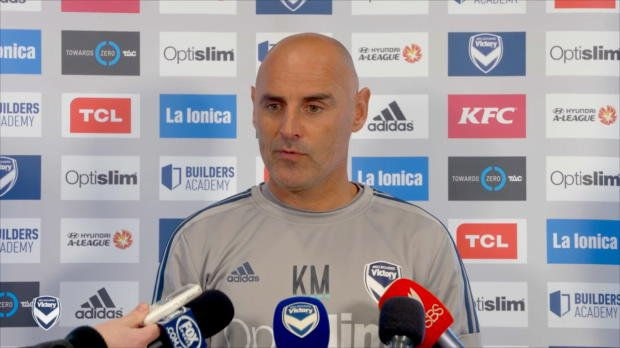 Kevin Muscat media conference: August 8, 2017