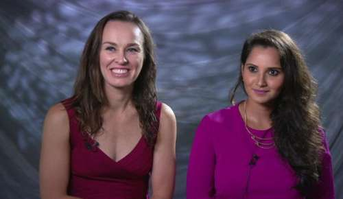 Hingis & Mirza Interview: WTA Singapore Preview