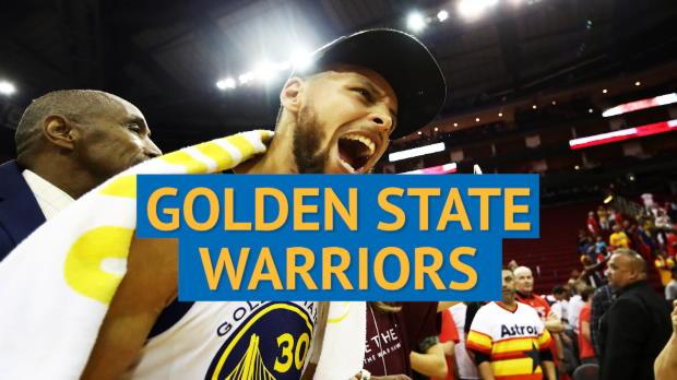 Basket : Playoffs - Le parcours de Golden State