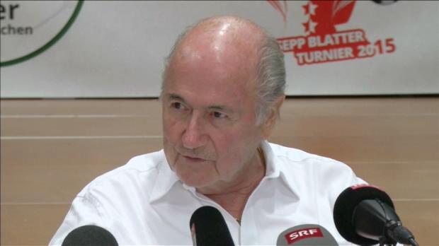 "FIFA: Blatter vs. UEFA: ""Funktioniert nicht!"""