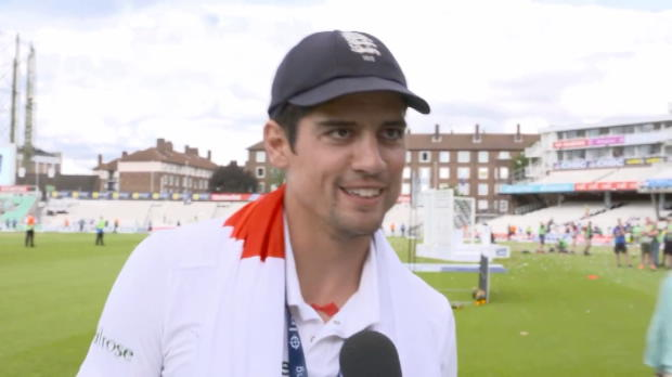 A great feeling – Cook