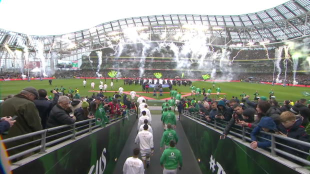 6 Nations: Irland - England