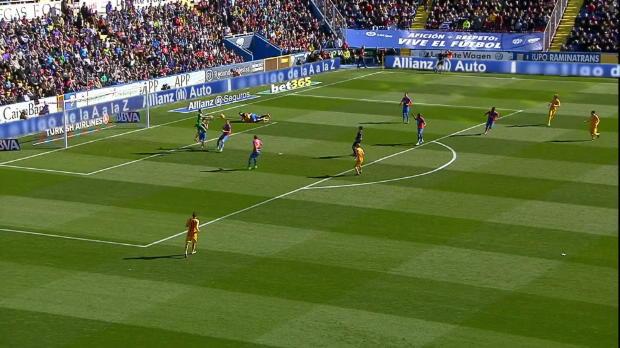 LaLiga Round 23: Levante 0-2 Barcelona
