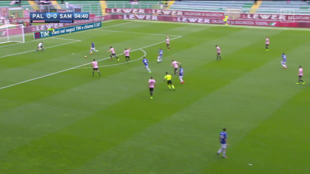 Palermo - Sampdoria