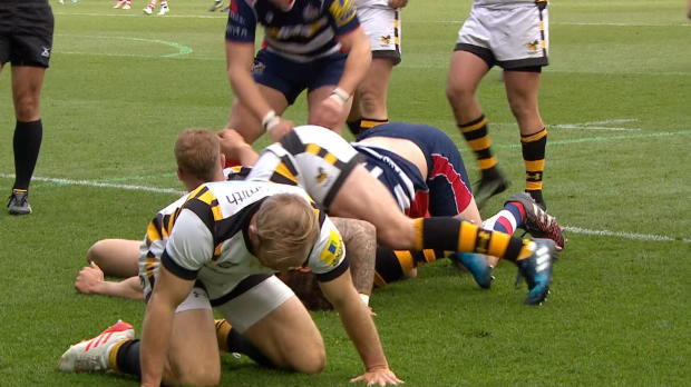 Aviva Premiership - Match Highlights - Bristol Rugby v Wasps