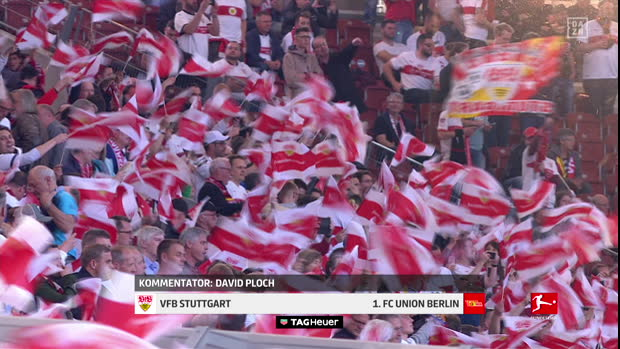 Relegation: VfB Stuttgart - 1. FC Union Berlin | DAZN Highlights