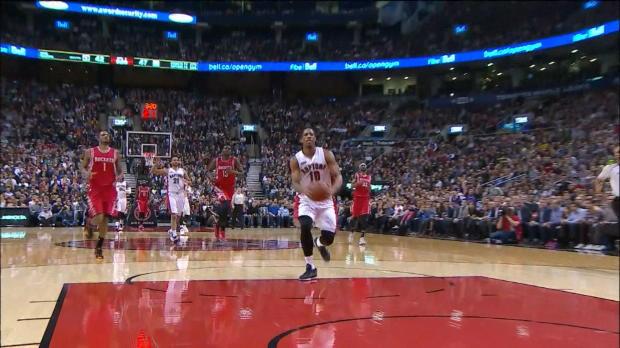 Basket : NBA - Harden KO par DeRozan
