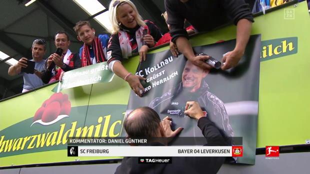 Bundesliga: SC Freiburg - Bayer Leverkusen | DAZN Highlights