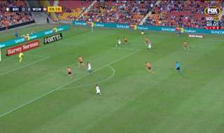 Brisbane Roar booked a spot in the Hyundai A-League Semi Finals with a penalty shootout win over Western Sydney Wanderers.
