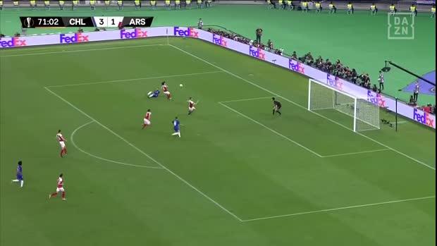 Giroud mit Traumvorlage für Hazard | Europa League Finale 2019