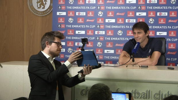 """Conte lehnt """"Geschenk"""" von Mourinho ab"""