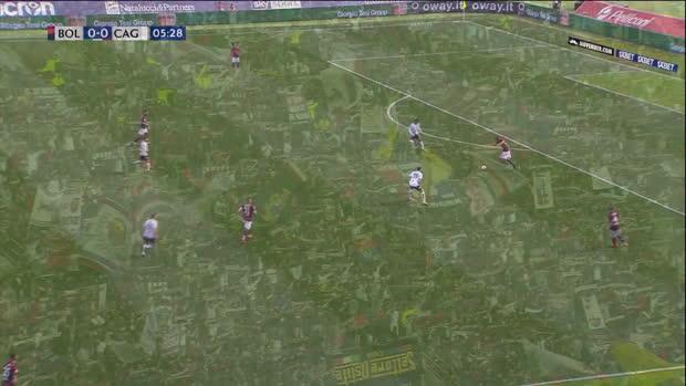 Serie A: Bologna - Cagliari   DAZN Highlights