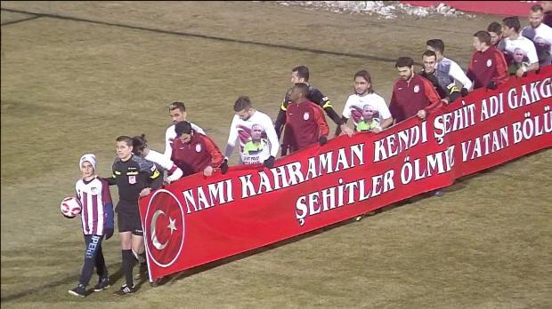 Elazigspor - Galatasaray