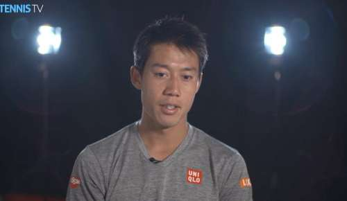Nishikori Interview: ATP Toronto Preview