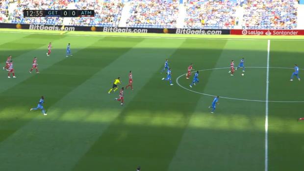 LaLiga: Getafe - Atletico Madrid | DAZN Highlights