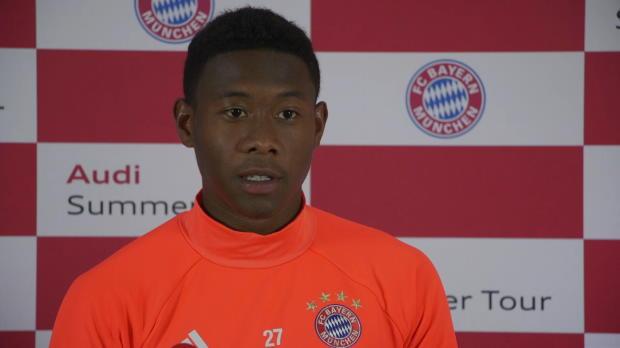 Alaba: Borussia Dortmund wird voll angreifen
