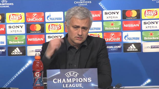 """Mourinho: """"Kein Gegentreffer dank dem Team"""""""