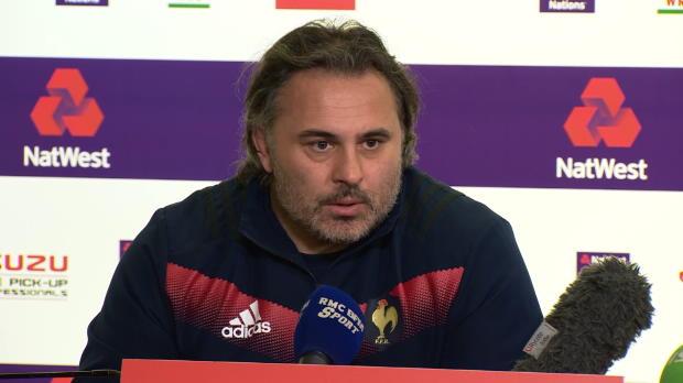 """Rugby : Six Nations - Bruno - """"On est sur la bonne voie"""""""